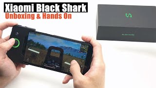 Xiaomi Black Shark Unboxing & Hands On