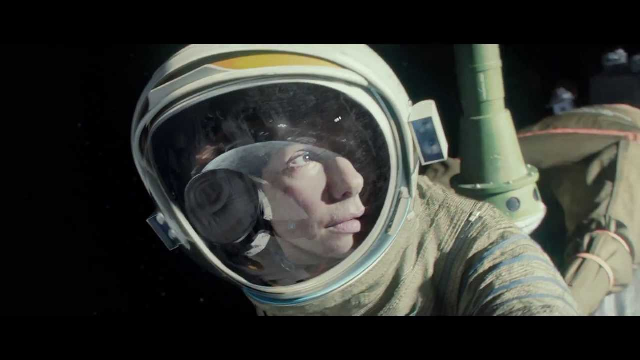 Gravity 2013 Official Trailer Youtube