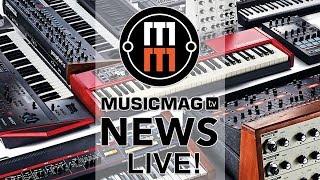 MUSICMAG TV NEWS LIVE - все новинки лета!!!