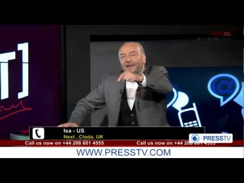 Comment with George Galloway: World silent while Palestinians are slaughtered