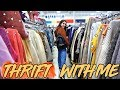 COME THRIFT WITH ME !!