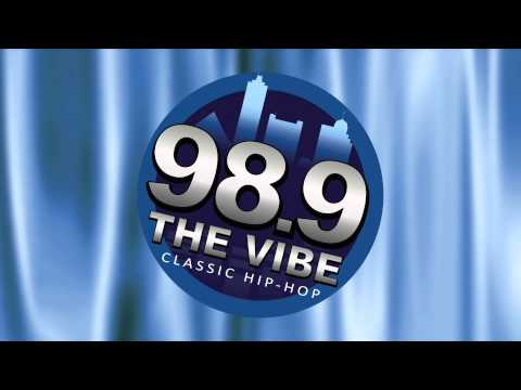 98.9 The Vibe - Classic Hip-Hop & Throwbacks - Memphis