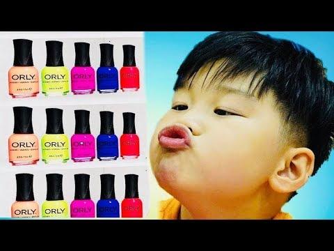 Live: Song Johnny Johnny赤 ち ゃ ん と 色 を 学 ぶ Toys Kids Kinderlieder 学习颜色与婴儿 #50 | LorBong TV
