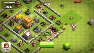 Most Trophies Stolen on Clash of Clans!!