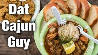 Dat Cajun Guy: New Orleans Food Truck In Haleiwa, Hawaii