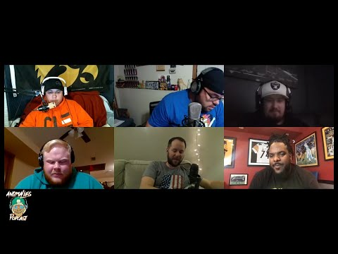 The Story How Willie Colon got to Barstool Sports - The Anomalies
