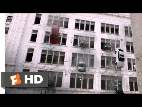 Download The Fate of the Furious (2017) - Raining Cars Scene (5/10) | Movieclips