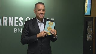 Том Хэнкс представил свою первую книгу (новости)