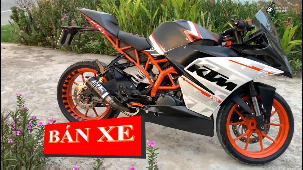 Lý do nên mua xe PKL cũ – Bán xe KTM RC 390 | RLFR Hậu Hậu – Ninja 400 |