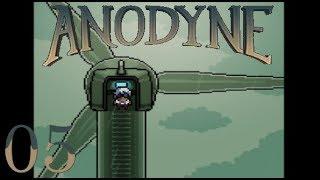Anodyne #5 Yon, Ying äh... Young! [Blind/German/Deutsch] Let