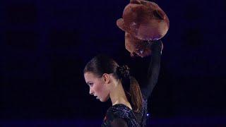Анна Щербакова Показательный номер на гала концерте чемпионата России 2021 по фигурному катанию