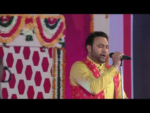 Lakhwinder Wadali Performance at...