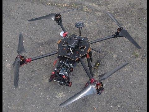MINI PIX 飛控測試
