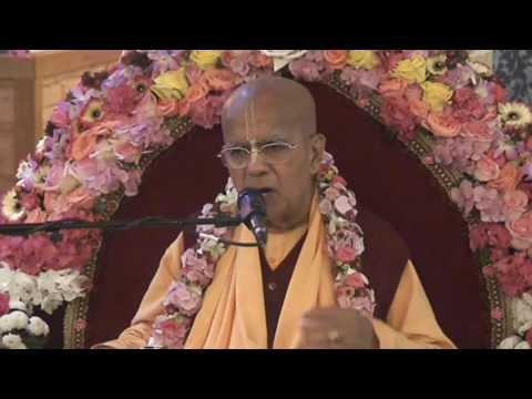Шримад Бхагаватам 10.1.13 - Гопал Кришна Госвами