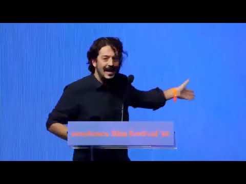 Tolga Karaçelik'in Sundance 2018 Ödül Konuşması | Kelebekler