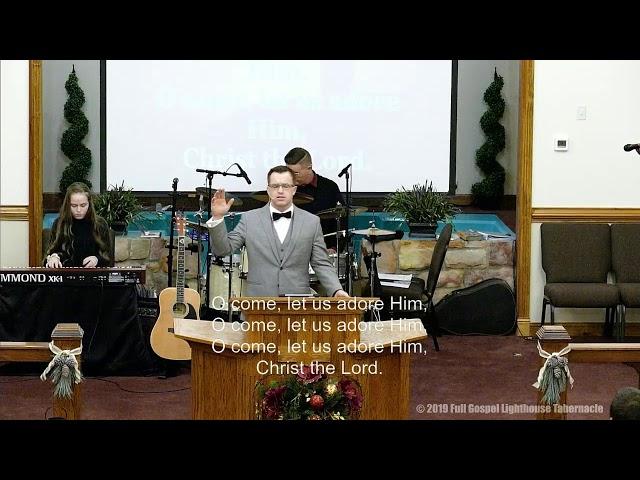 FGLT 2019 Christmas Caroling Concert