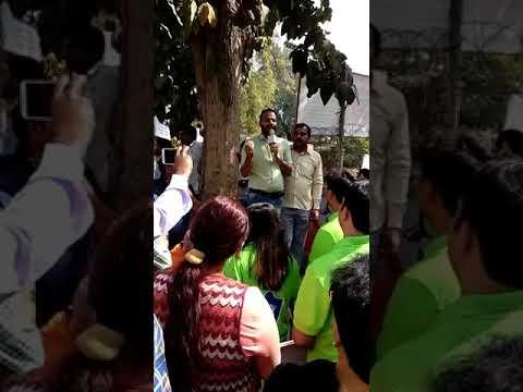ACP Rajesh chechi sir ke transfar ka virdoh Kia faridabad ki janta ne (billu)