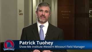 Patrick Tuohey on Kansas City International Airport