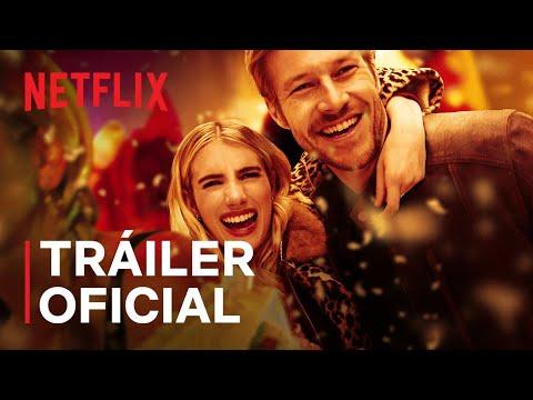 Amor de calendario, con Emma Roberts | Encuentra a tu pareja ideal | Tráiler oficial | Netflix
