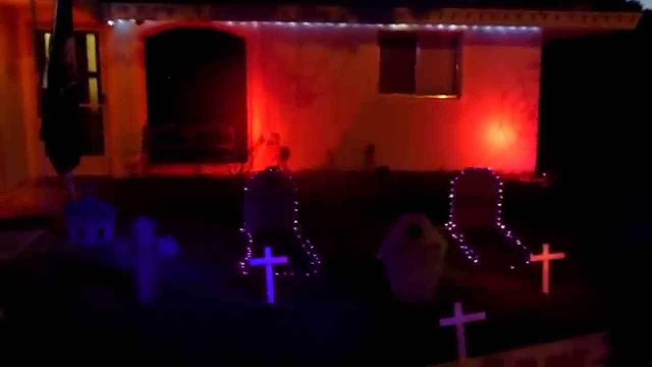 general early first day stage 2015 layout for halloween mr christmas lights sound controller - Mr Christmas Lights And Sounds Of Christmas Outdoor