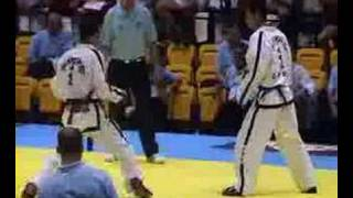 Tomaz Barada Final Match World Champs 2001