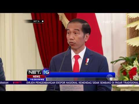 Lawatan Wapres AS Mike Pence ke Indonesia - NET16