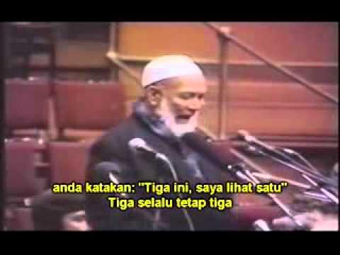 APAKAH YESUS TUHAN   Debat 1 5