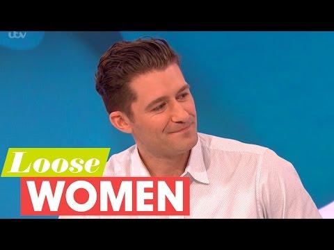 Matthew Morrison Fondly Remembers His Time on Glee  Loose Women