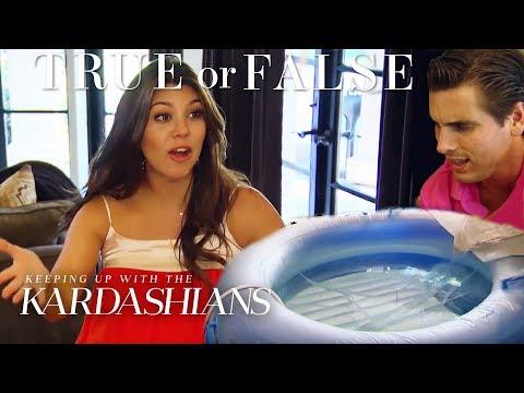 Did Kourtney Kardashian Have A Water Birth?   So True / So False   KUWTK   E!