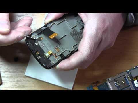 Samsung 7722i не работает кнопка вызова