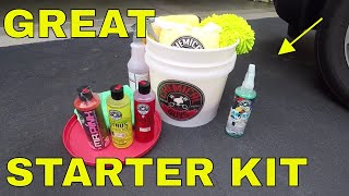 Review: Chemical Guys Best Car Wash Bucket Kit