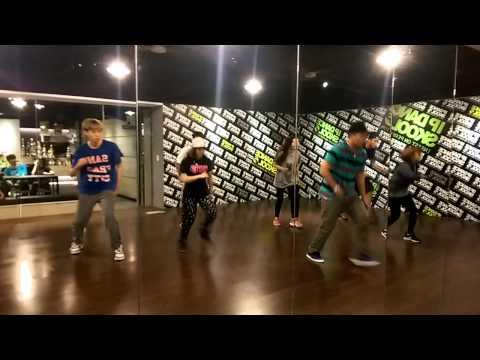 20141102 阿爆 aka Bow Hiphop@IP Dance Skool