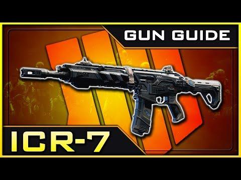 ICR-7 Stats & Best Class Setups! | Black Ops 4 Gun Guide #1