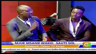 Mjue Msanii Wako Sauti Sol