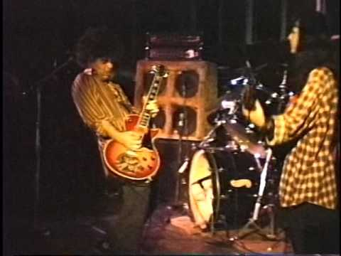 Melvins- UC Davis Coffeehouse, Davis Ca. 11/11/89 xfer from master tape!