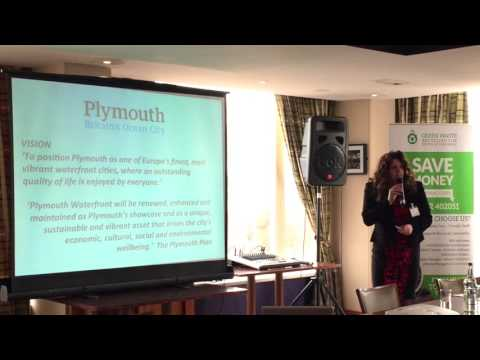 Pt1/2 HI Friday 'Vision for Plymouth' event at the Holiday Inn 15th April 2016