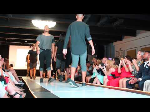 Ageselao Fashion Show At Montreal Startup Fashion Week