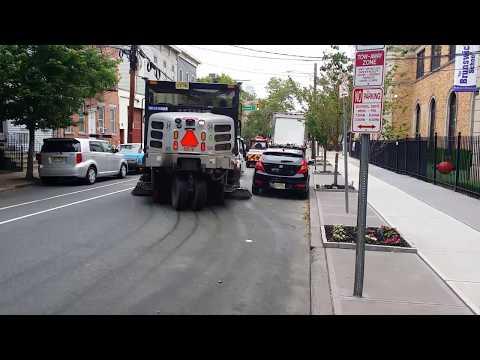 Jersey city , nj street sweeper scam 1