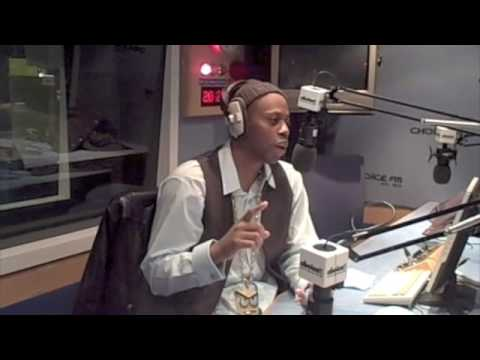 Kardinal Offishall in London, England - Video Blog