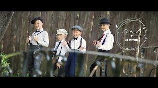 Свадьба, Александр и Лилия. Видео и фото на свадьбу в Минске