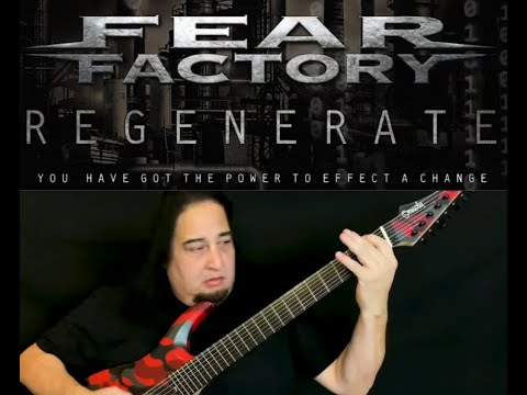 Fear Factory release tease of new song off new 2021 album