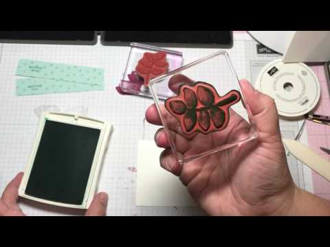 Video #069 Oh So Eclectic Notecards Stampin' Up!