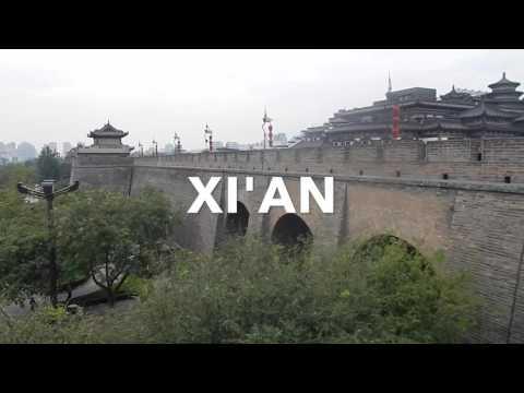 China solo adventures!