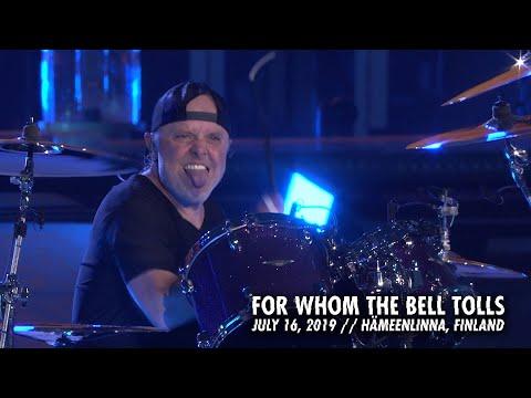 Metallica: For Whom the Bell Tolls (Hämeenlinna, Finland - July 16, 2019)