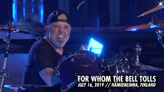 Metallica: For Whom the Bell Tolls (Hämeenlinna, Finland - July 16, 2019)