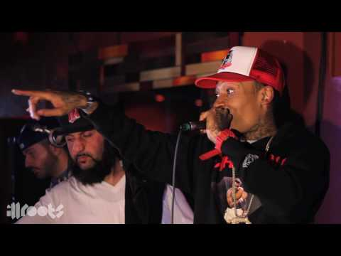 Curren$y & Wiz Khalifa - Car Service (Live At SXSW)