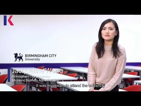 Success Stories – Birmingham City University, BA (Hons) Business Administration