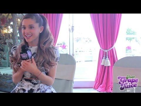Exclusive: Ariana Grande Talks 2nd Album, Mariah Carey Comparisons, & More