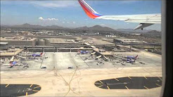Trip Report: Southwest Airlines from Phoenix, AZ to Austin, TX with a stop in El Paso, TX