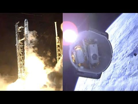 SpaceX CRS-15: Falcon 9 launches Dragon & spacecraft deployment
